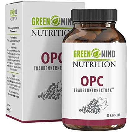 OPC von Green Mind Nutrition 3 Monatsration